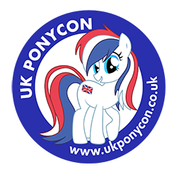 UK PonyCon 2020 logo